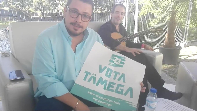 Ricardo Ribeiro Vota Tâmega