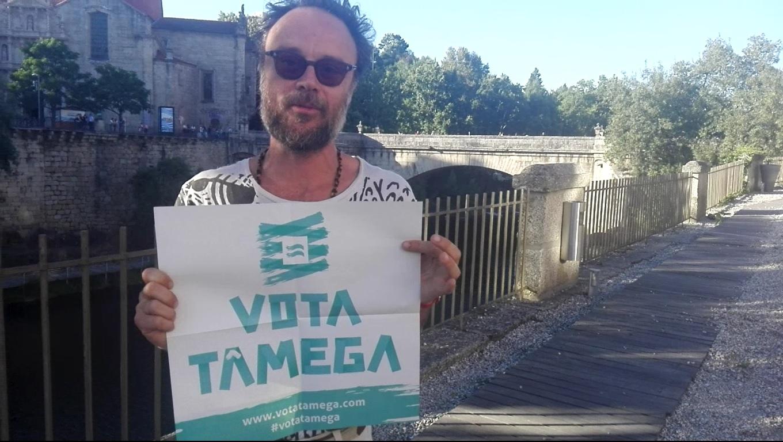 Rodrigo Amarante Vota Tâmega