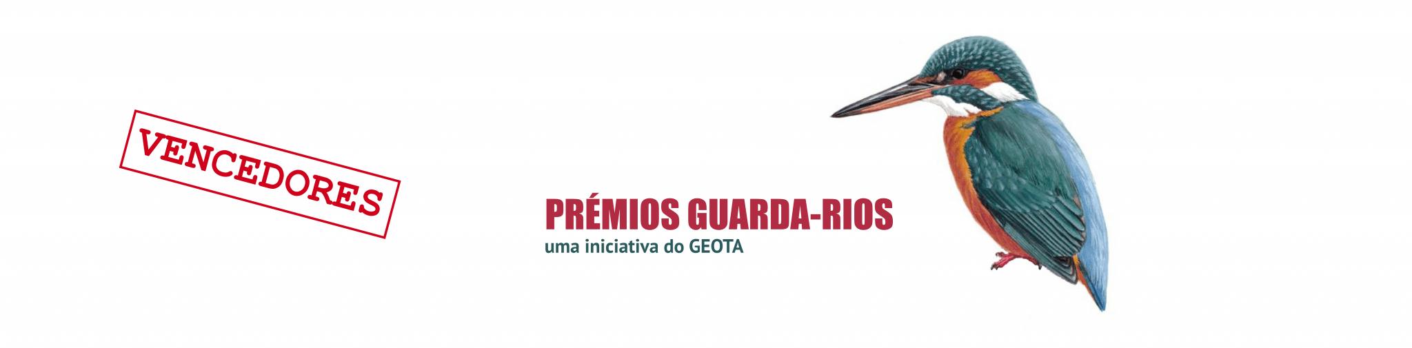 Conhece os vencedores do Prémio Guarda-Rios 2018