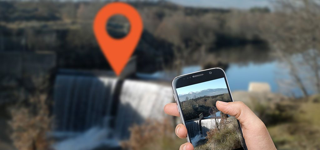 A app para nos ajudares a localizar barragens – Barrier Tracker