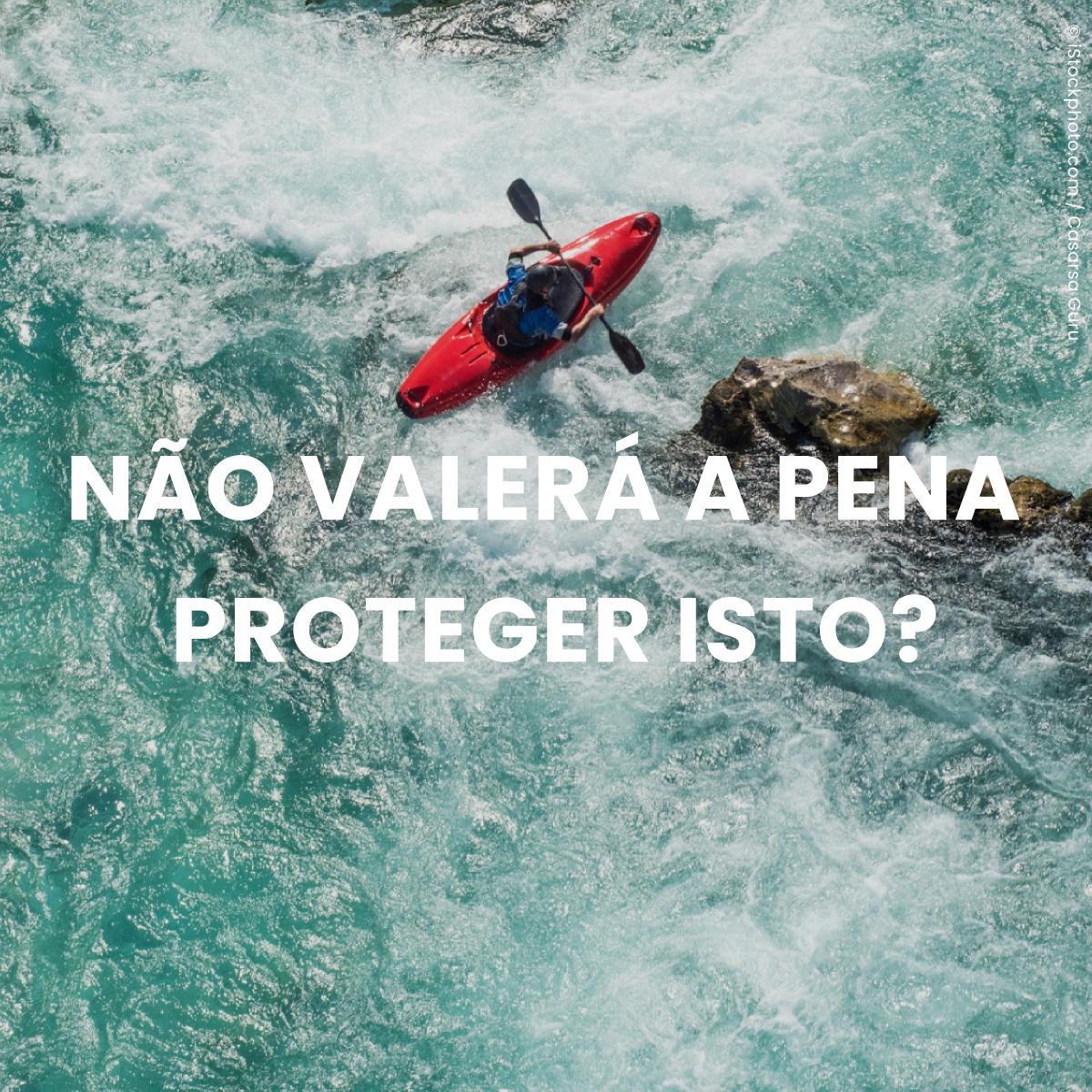 Associações Ambientalistas juntas em defesa da Legislação Europeia da Água