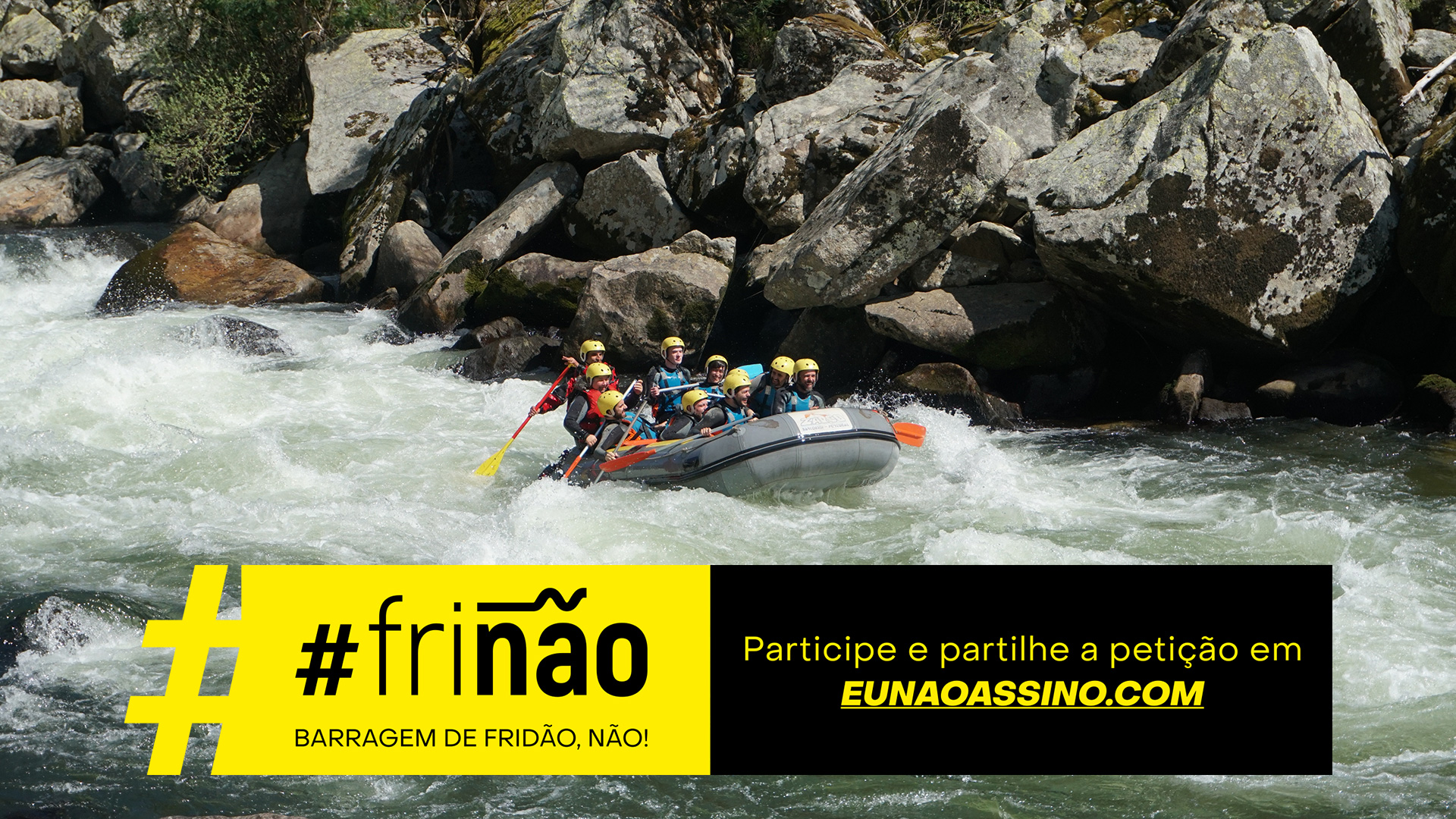 Fridão é notícia no estrangeiro e faz manchetes em Portugal