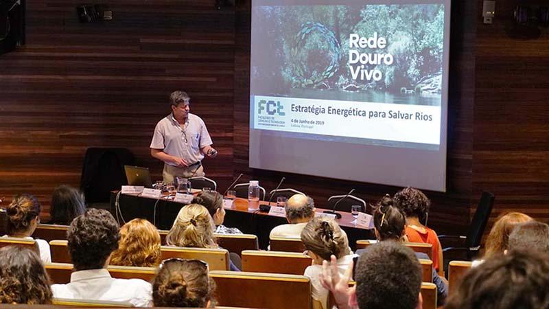 Hoje provou-se ser possível Portugal ter uma Estratégia Energética que protege rios