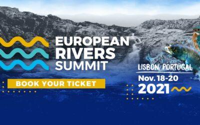 O European Rivers Summit 2021 será em Lisboa!