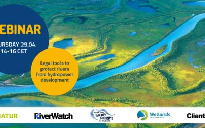Ferramentas Legais para Proteger Rios do Desenvolvimento de Energia Hidroelétrica