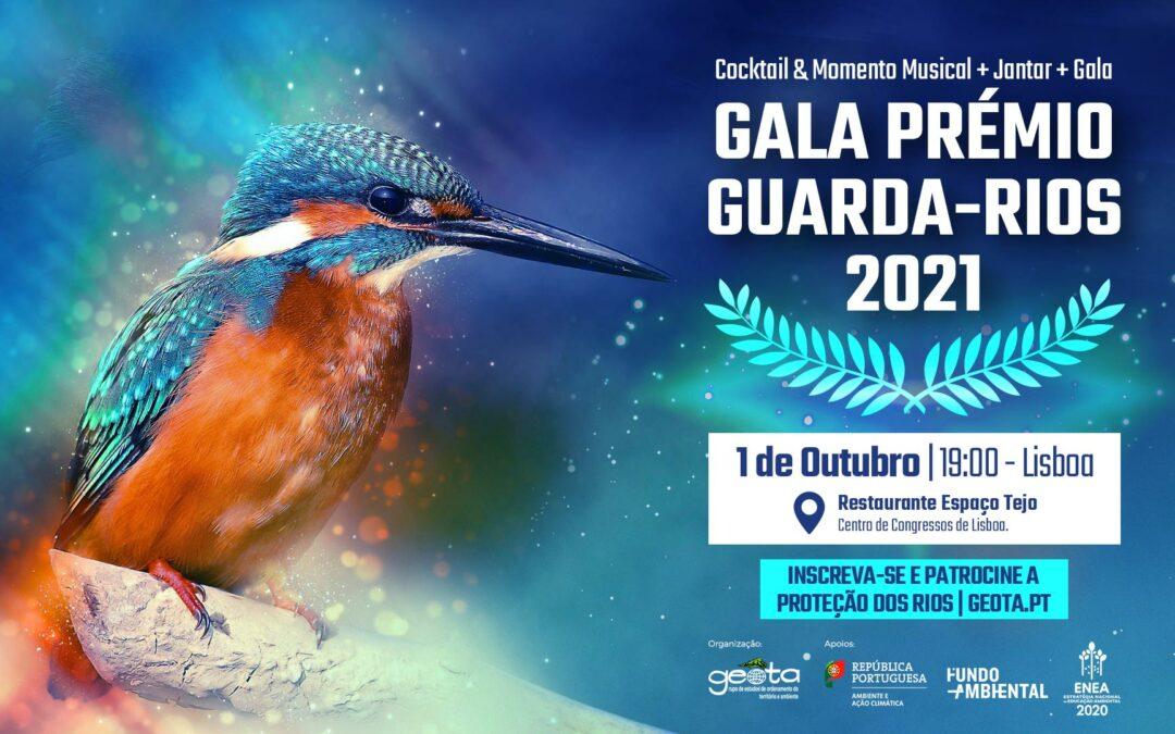 Inscrever Agora! Gala Prémio Guarda-Rios Boas e Más Práticas